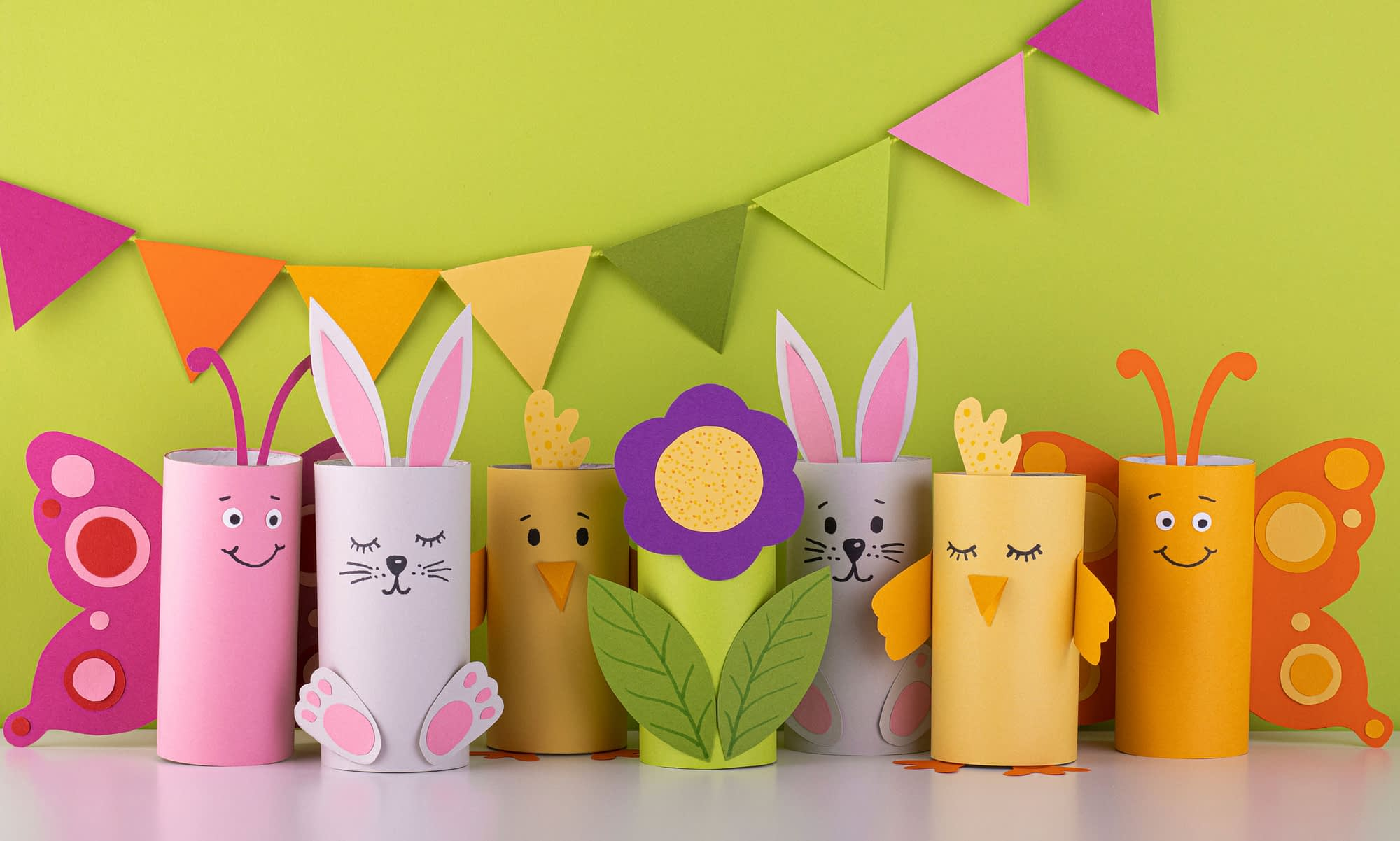 Easter Recycling competition