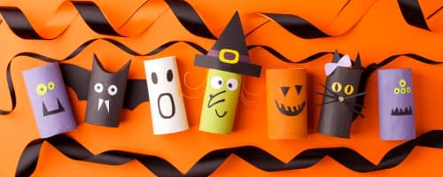 Have a wicked Halloween without the waste!