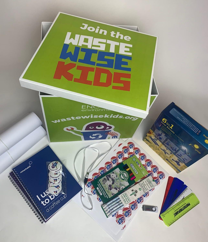 Waste Wise Kids' box