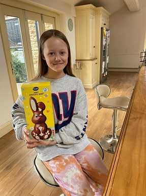 Waste Wise Kids hunt for the most sustainable Easter egg packaging